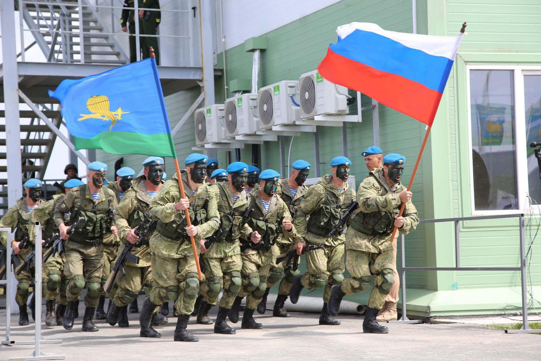 Новороссийские десантники поедут на Всероссийские соревнования