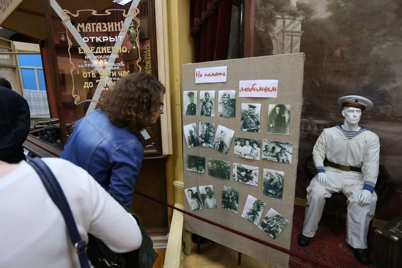 Музеи ждут новороссийцев ночью на экзамен