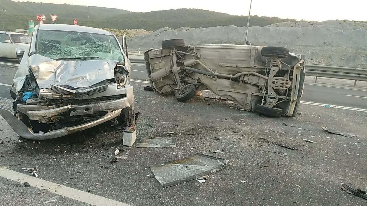 В Новороссийске за сутки пять пострадавших на дорогах