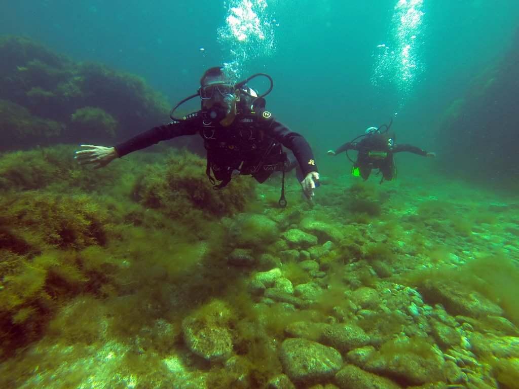 Самое чистое море … на Шесхарисе!