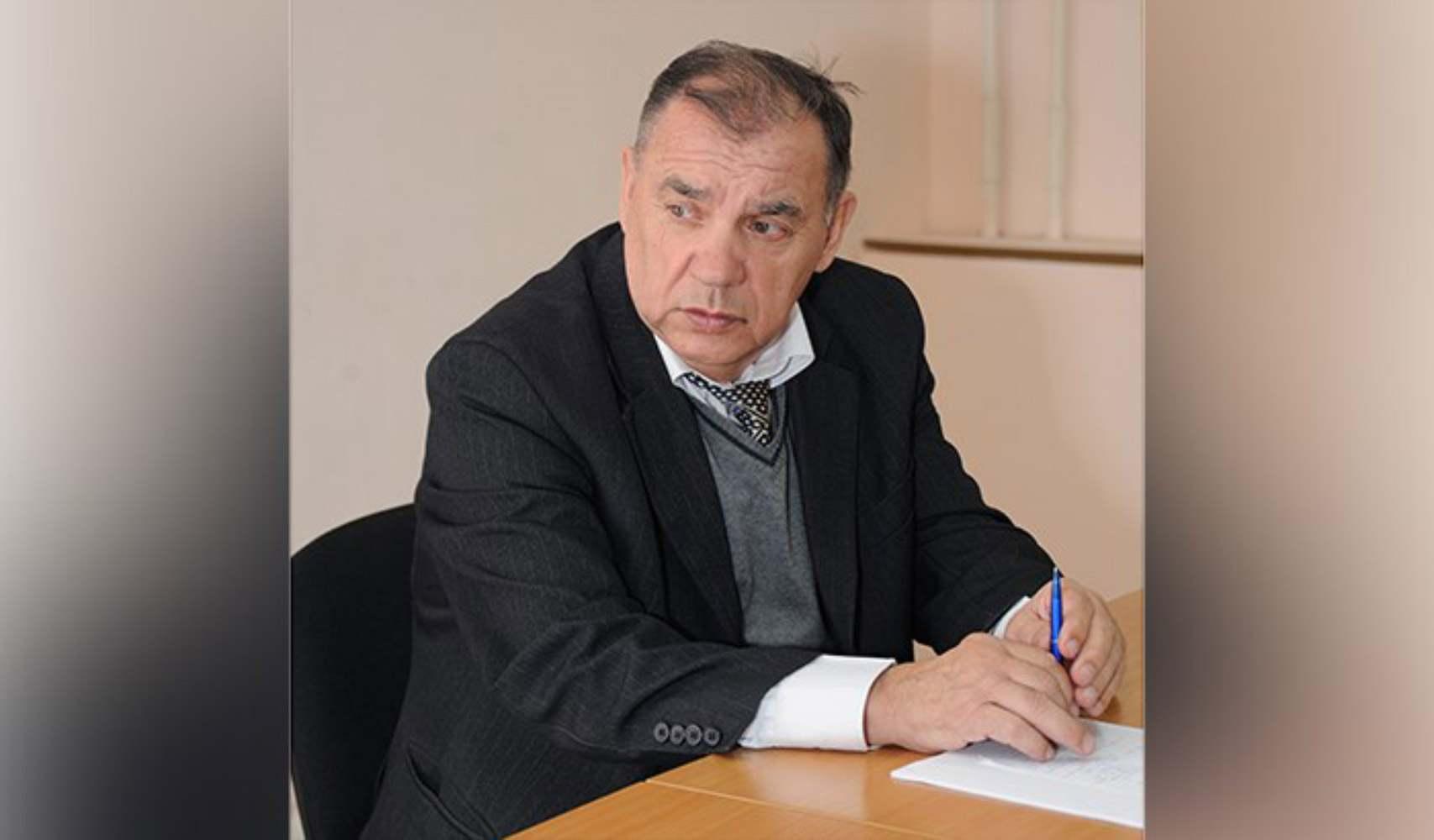 Он привел воду в Новороссийск