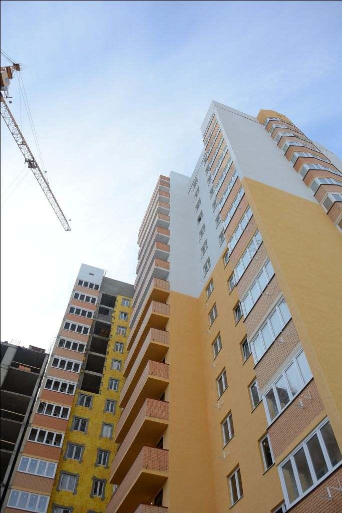 В Краснодарском крае создана госкомпания для достройки проблемных домов