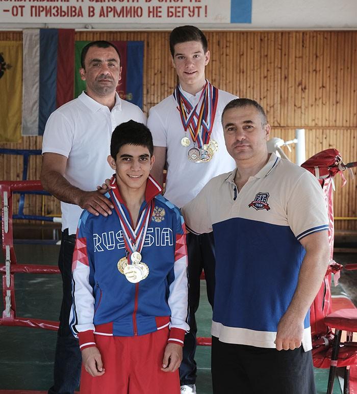 Новороссиец стал лучшим боксером турнира