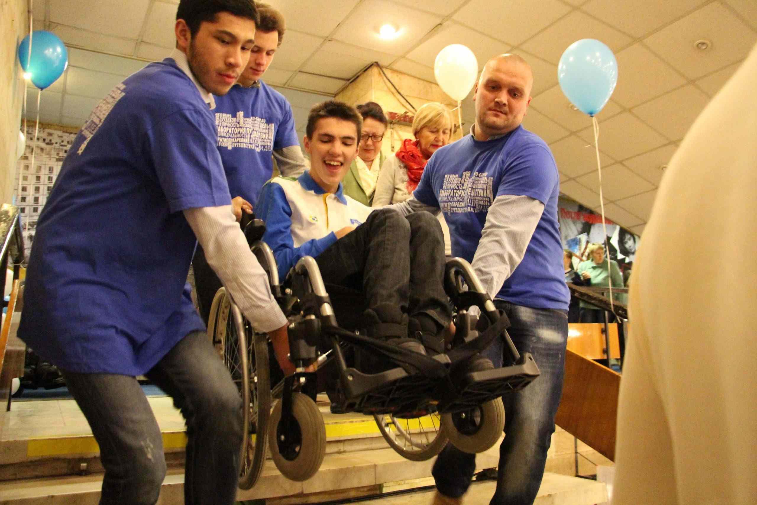 Волонтеры Новороссийска дарят надежду особенным детям