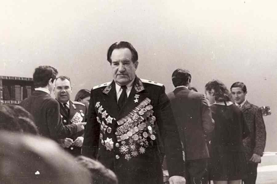 В Белоруссии музей посвятили Новороссийску и адмиралу Холостякову
