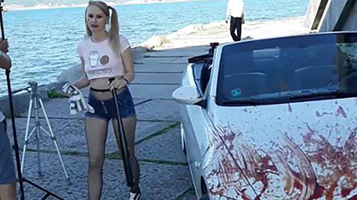 Участники кровавой фотосессии на Малой Земле арестованы