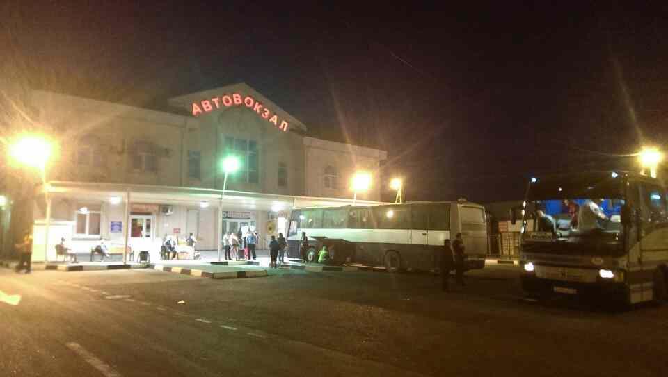 Новороссийскому автовокзалу нашли место в Восточном районе