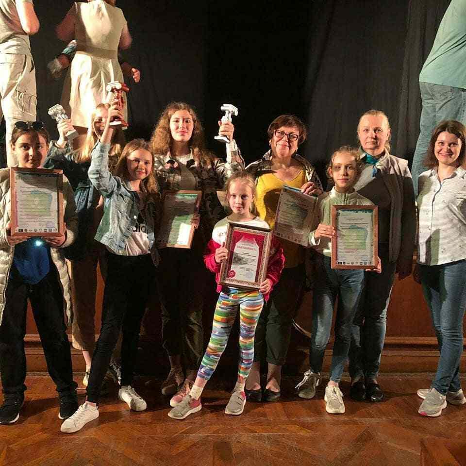 Самые юные среди взрослых привезли в Новороссийск театральные награды