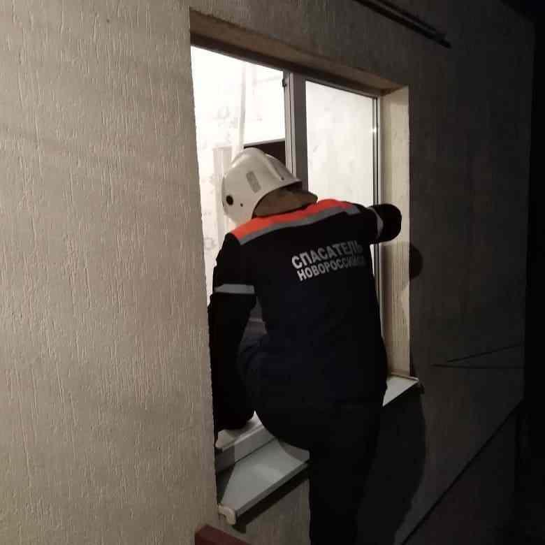 Новороссийские спасатели предложили Новороссийску руки и сердце