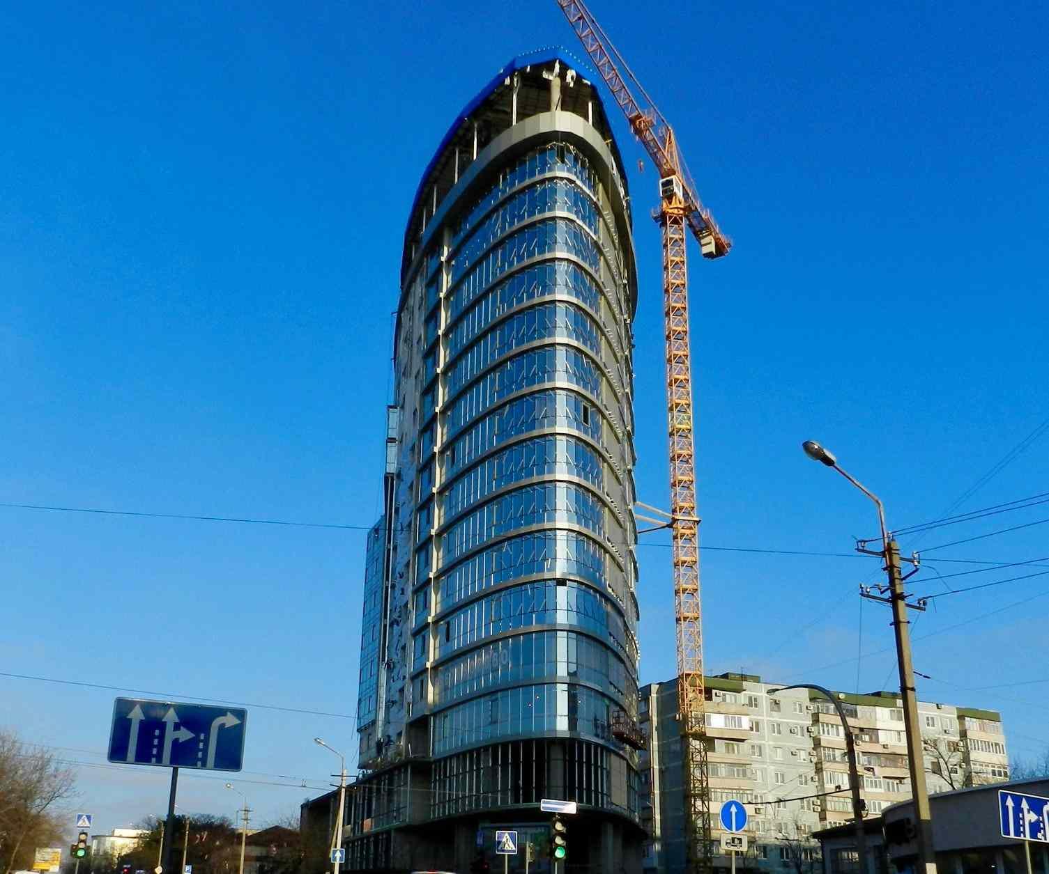 В Новороссийске заблокирован сайт по продаже квартир в ЖК «Марсель»