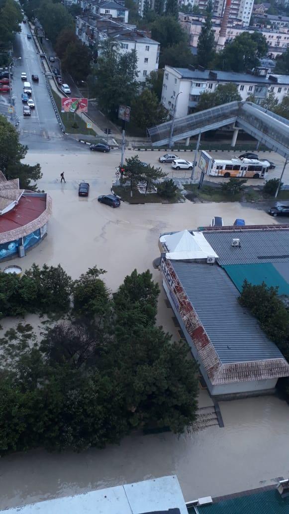 Жители Анапского шоссе забудут о наводнениях?