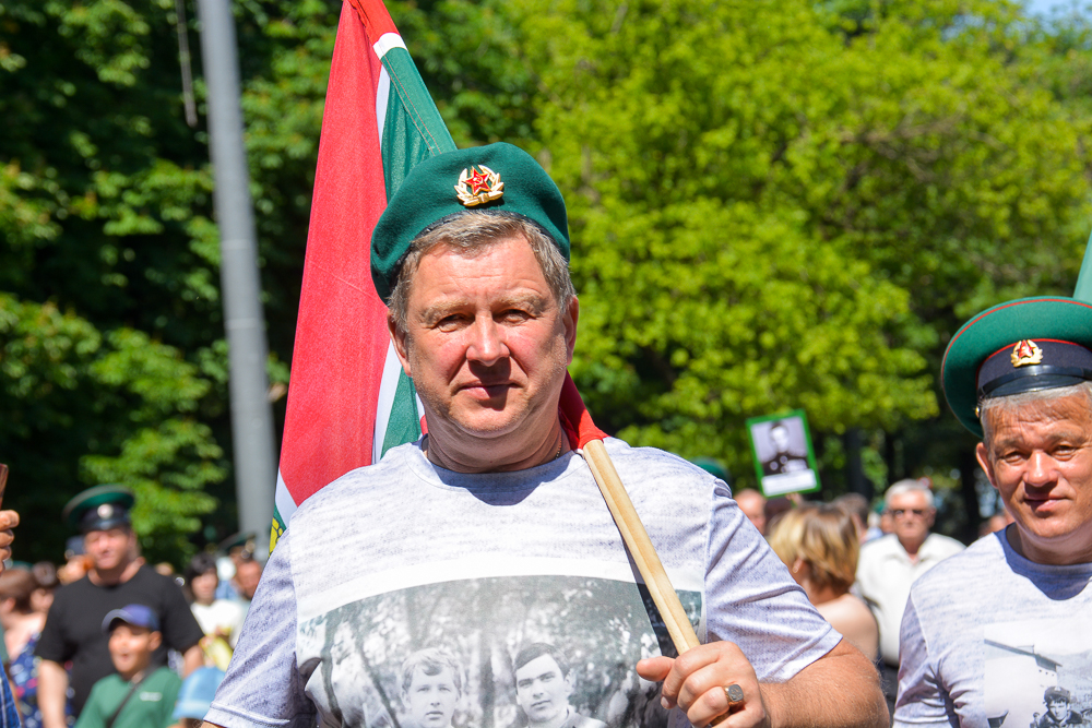 Пограничники в Новороссийске отметили свой праздник с размахом