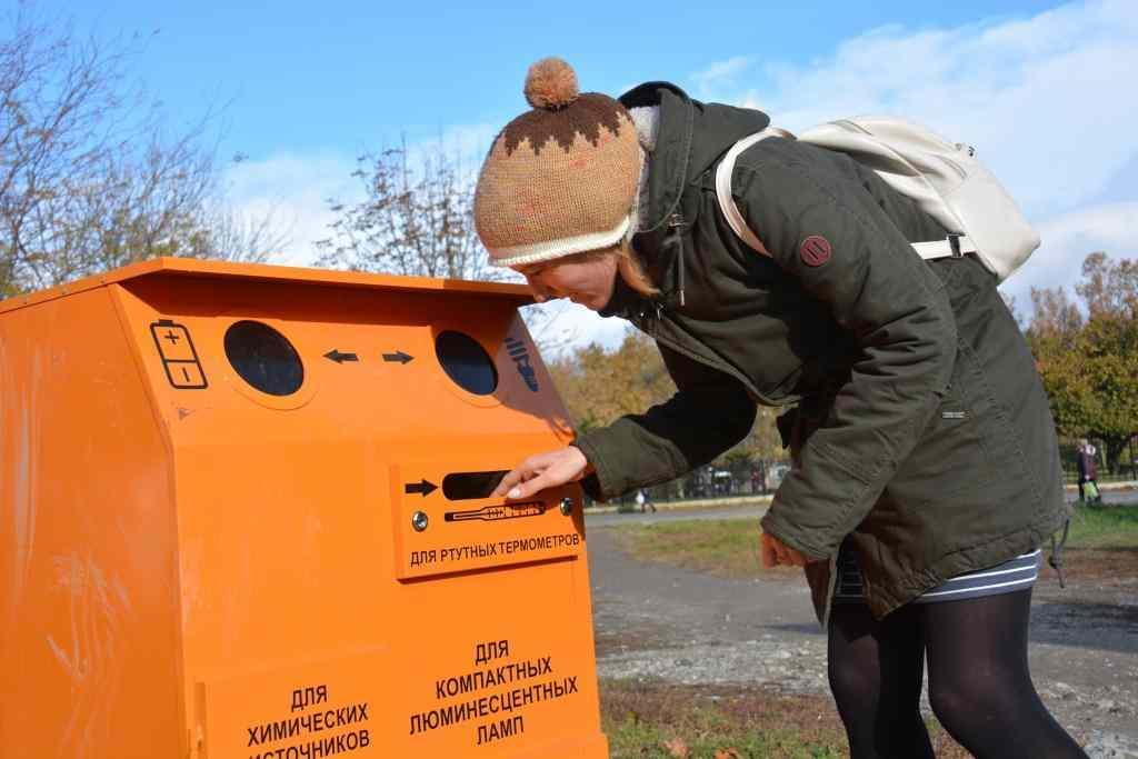 Батарейки и ртутные градусники можно выбросить в каждом районе Новороссийска