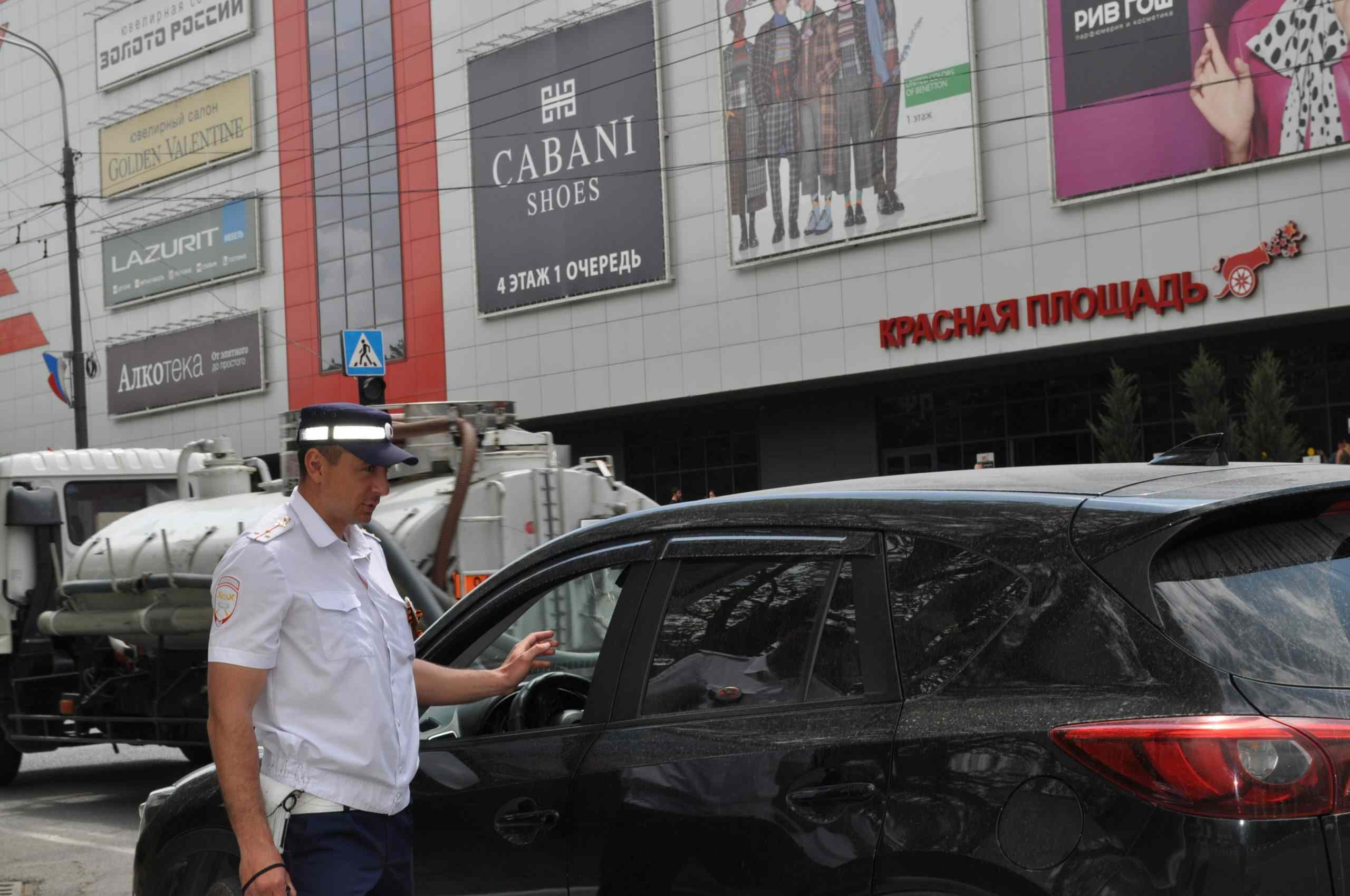 Новороссийцам мешают хамы на дорогах