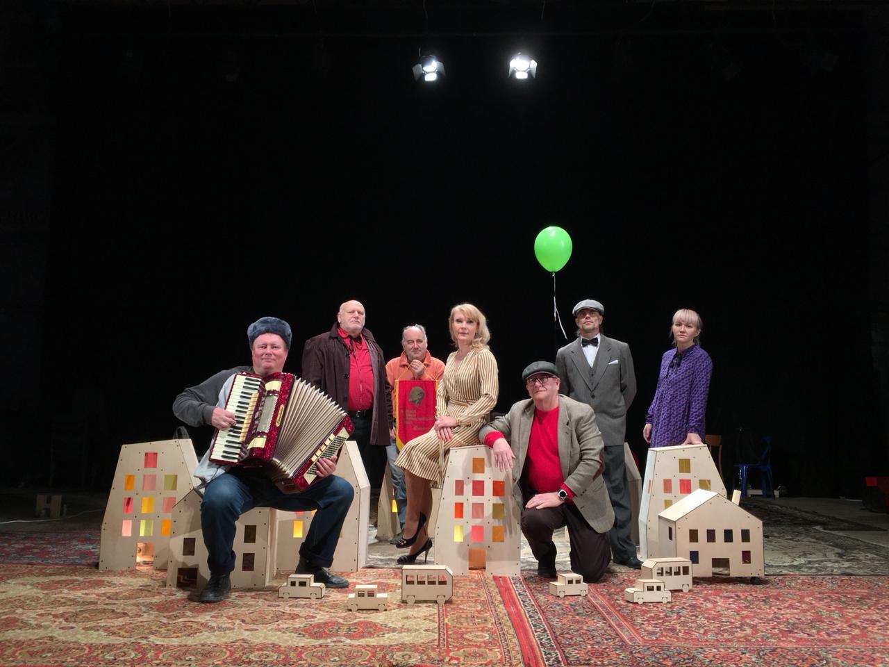 Посетите спектакли театрального фестиваля