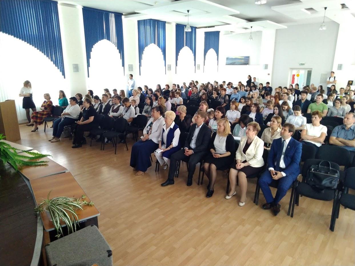 Международная конференция «Научные меридианы-2019» прошла в Новороссийске