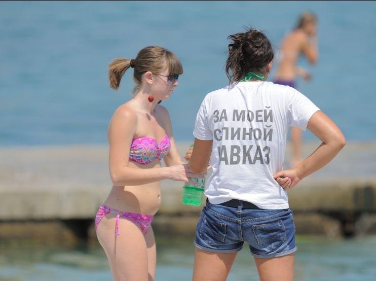 Новороссийцы могут идти загорать, смелые — купаться