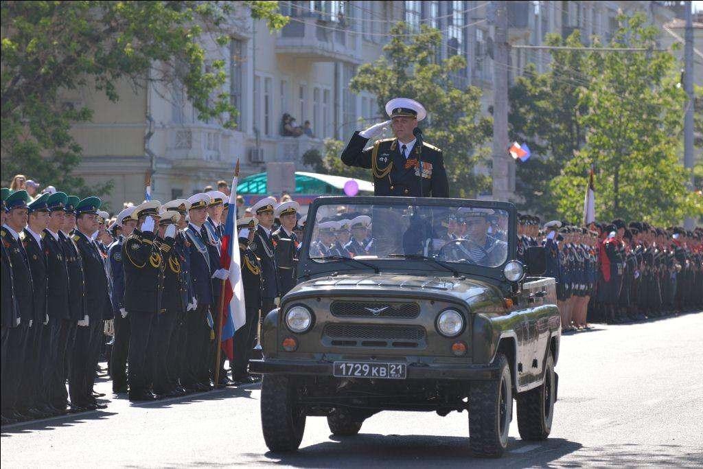 В Новороссийске перекроют центр города 9 мая