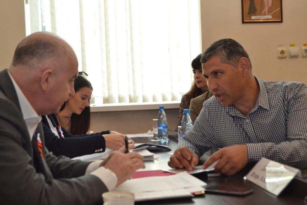 Новороссийцев удовлетворила встреча с мэром