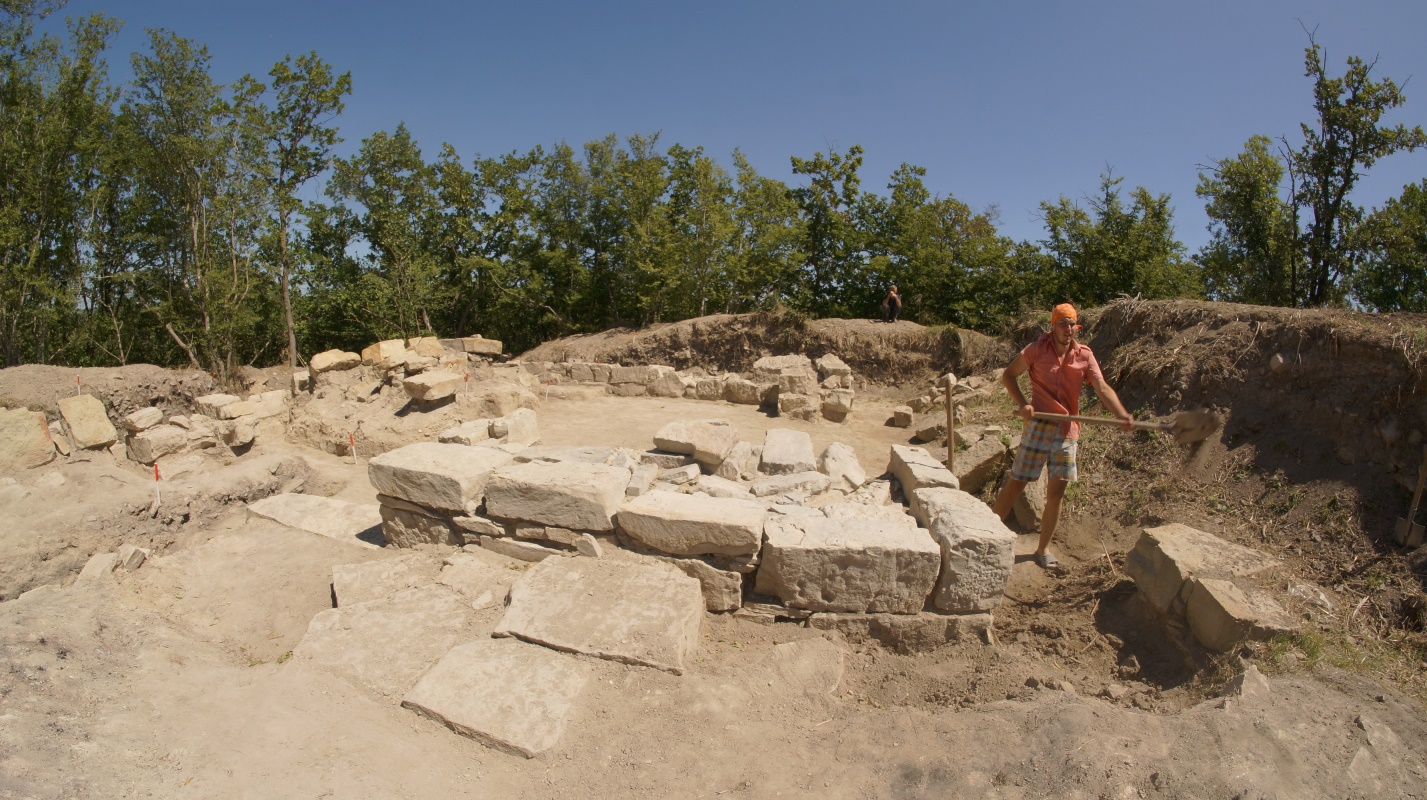 Российская академия наук приглашает новороссийцев в археологическую экспедицию
