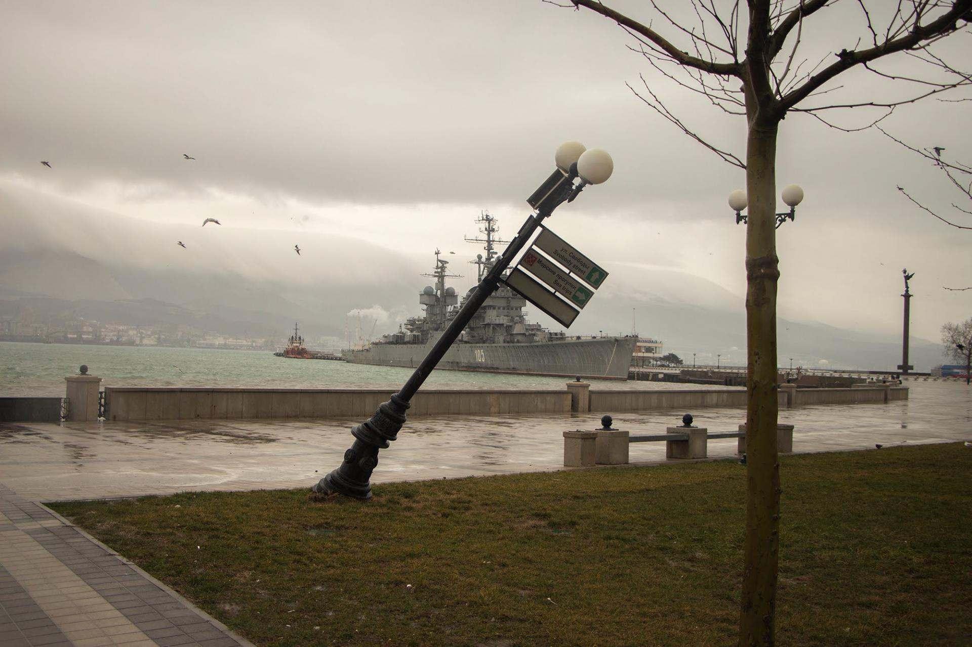 Метеорологи пугают: Новороссийск может оказаться во власти дождей