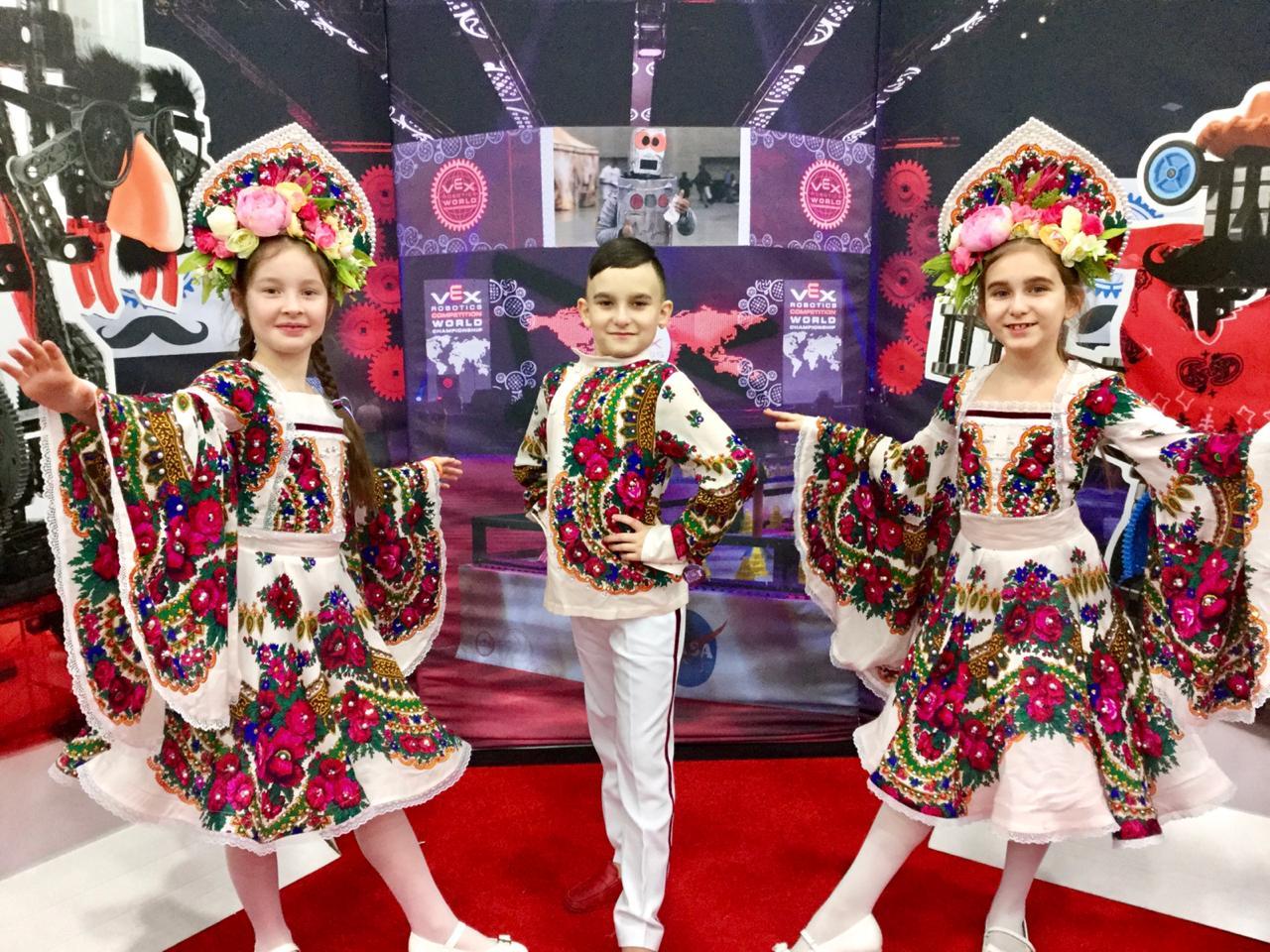 Новороссийские школьники представили Россию на чемпионате в США