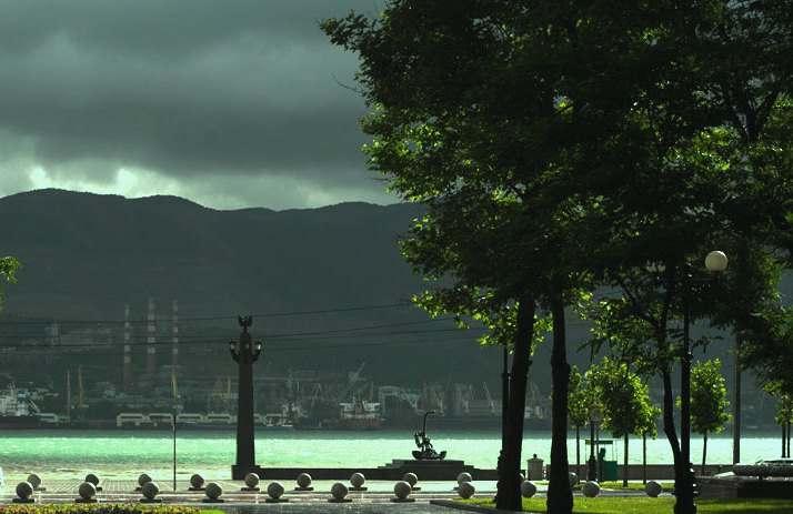 В Новороссийске возможны град и гроза