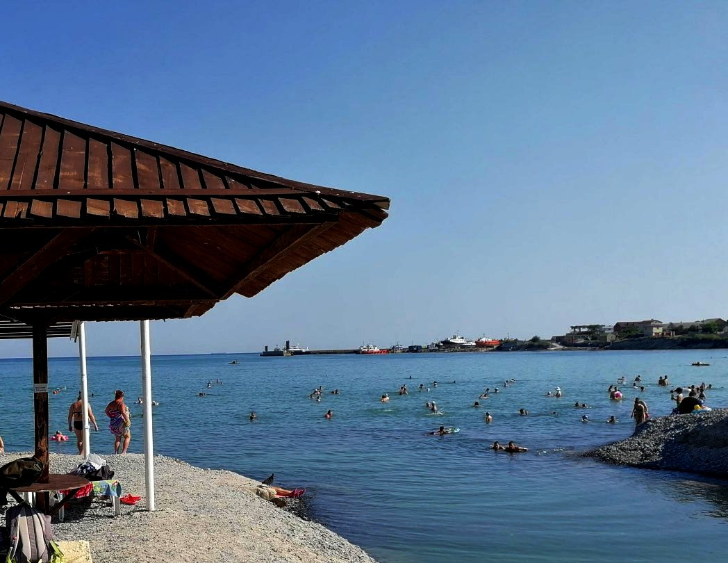 В Новороссийске нет открытых пляжей