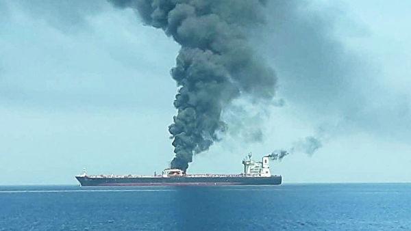На борту торпедированных танкеров были 11 моряков из Новороссийска