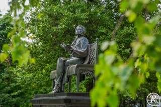 В день рождения Пушкина Новороссийск посвятит ему стихи