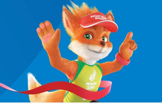 На Европейских играх выступят спортсмены Новороссийска