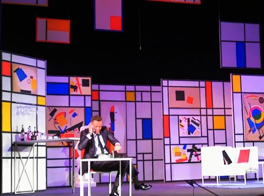 Театральный фестиваль в Новороссийске завершился искрометным ужином