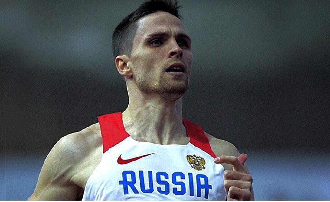 Новороссийский спринтер вывел сборную России в полуфинал