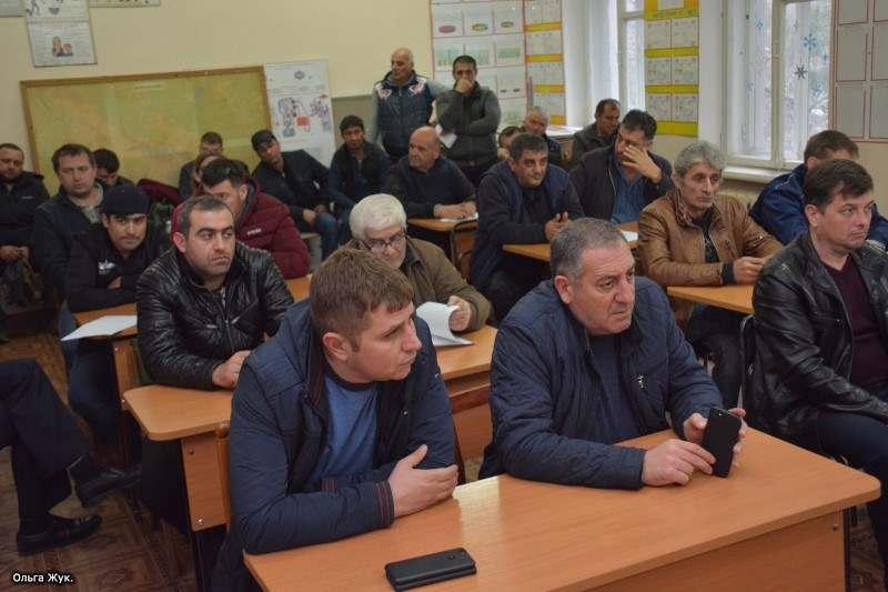Новороссийские водители пОтом смоют свои грехи