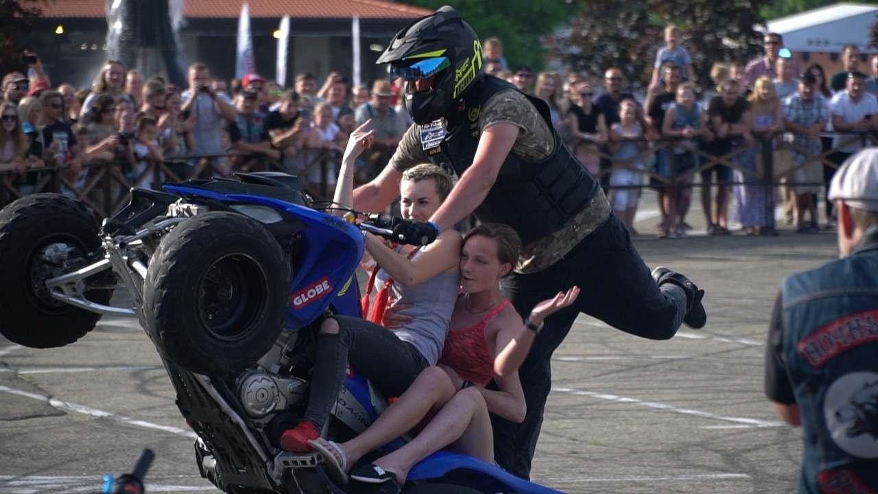 Abrau Family Bike Fest доказал: байкер— это неволк-одиночка