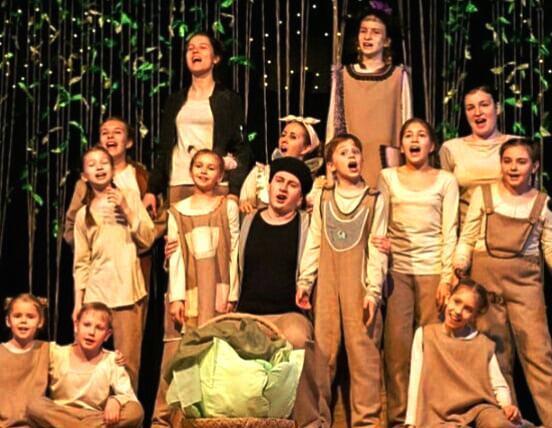 Новороссийский детский музыкальный театр «Гармония» приглашает на концерт