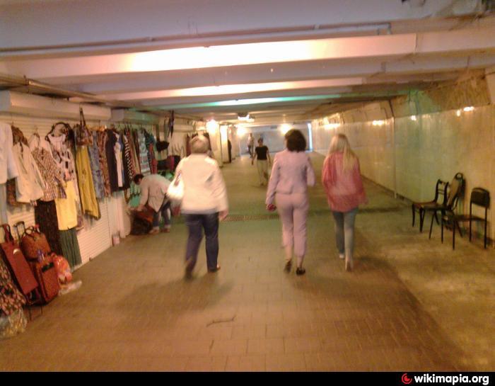 Подземный переход в Новороссийске отремонтируют
