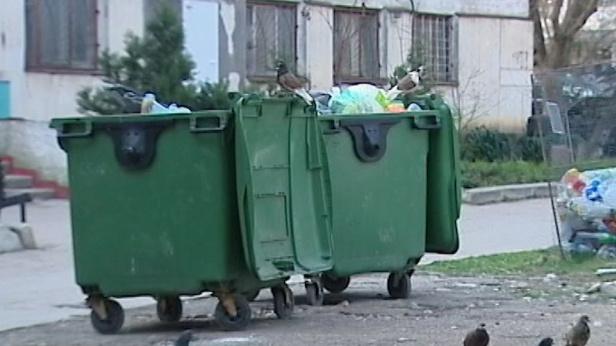Кто украл мусорный контейнер икуда девать мусор?