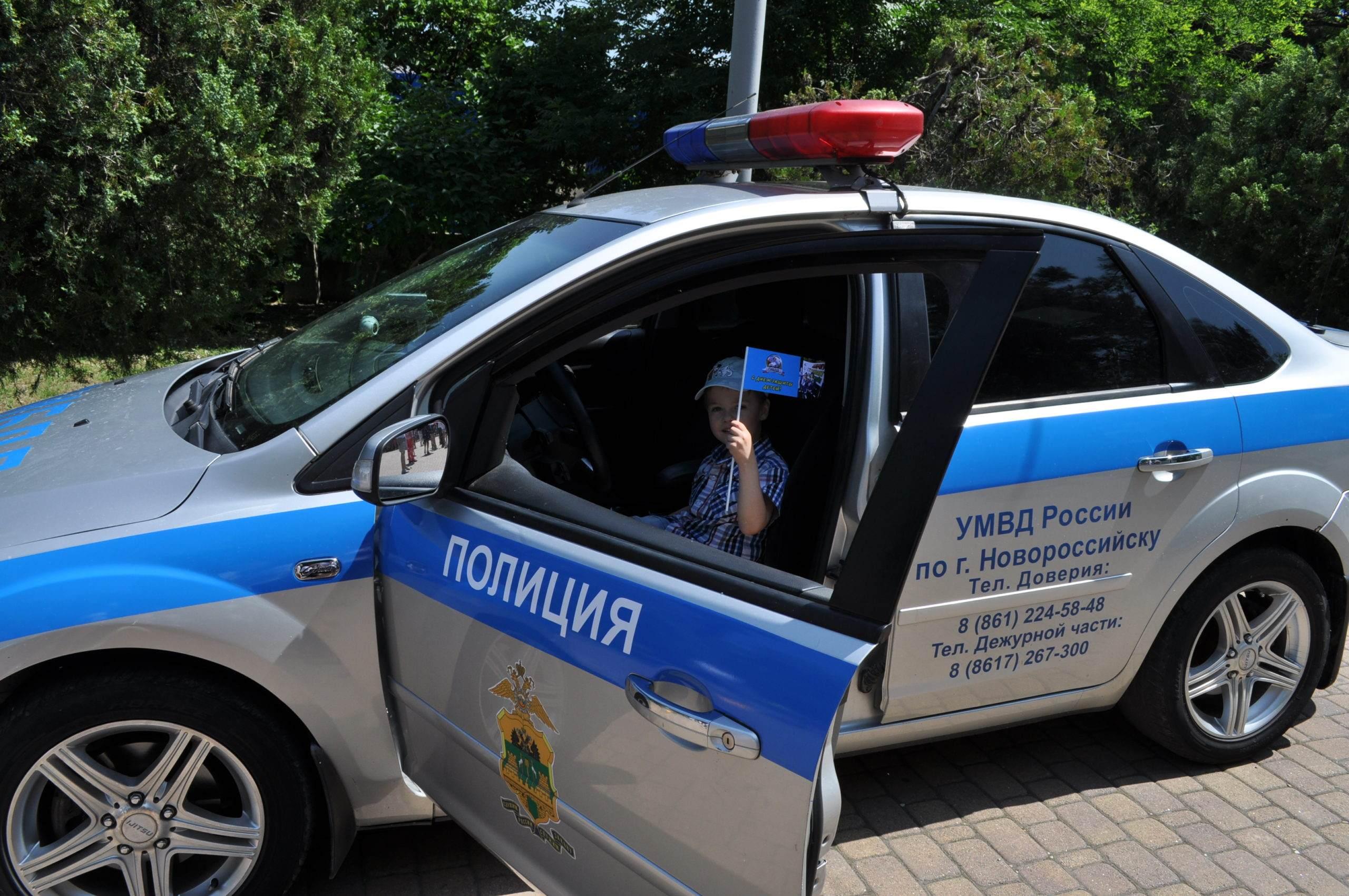 6-летний новороссиец попал под машину в День защиты детей