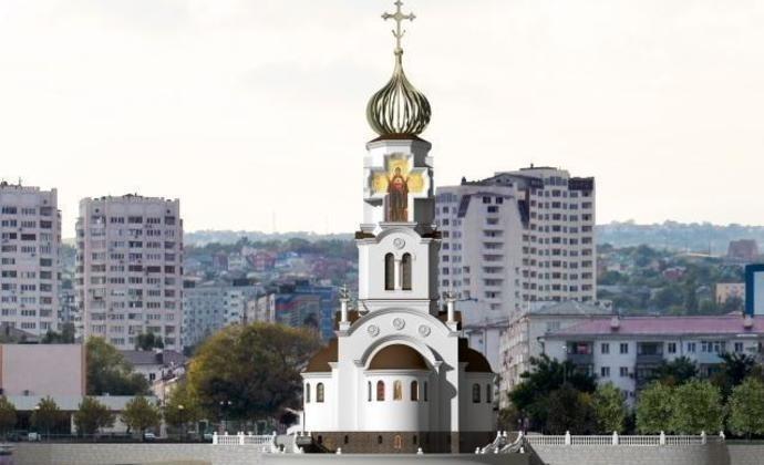 Новороссийцы смогут прийти в «семейный» храм уже в следующее воскресенье