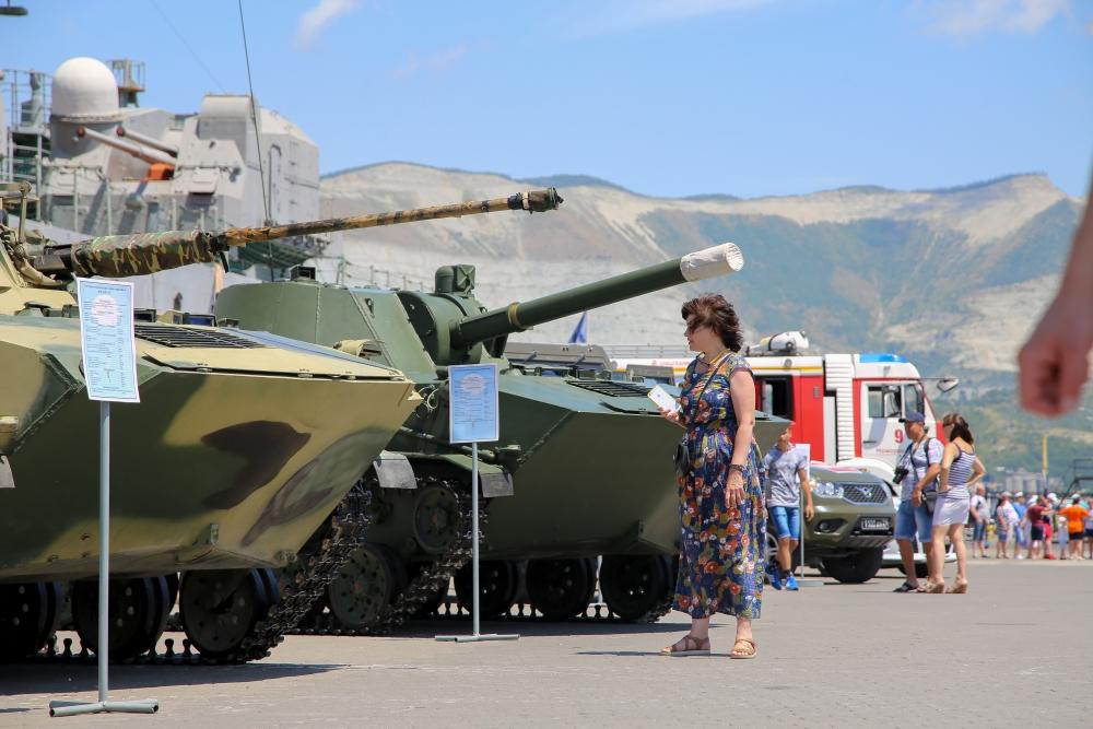 В Новороссийске прошел форум «Армия-2019»