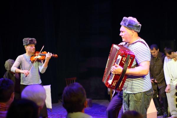 Уровень театрального фестиваля в Новороссийске превысил краевой