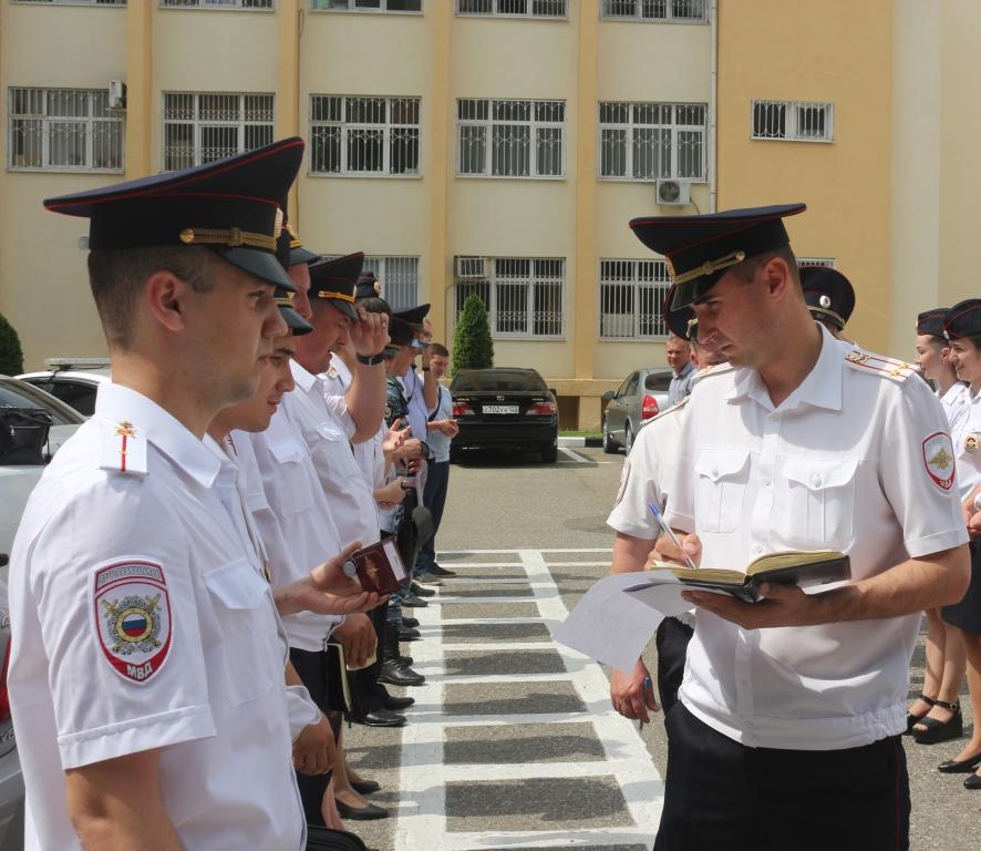 В Новороссийск понаехали… полицейские