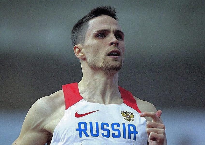 Новороссийский спринтер стал обладателем Кубка России