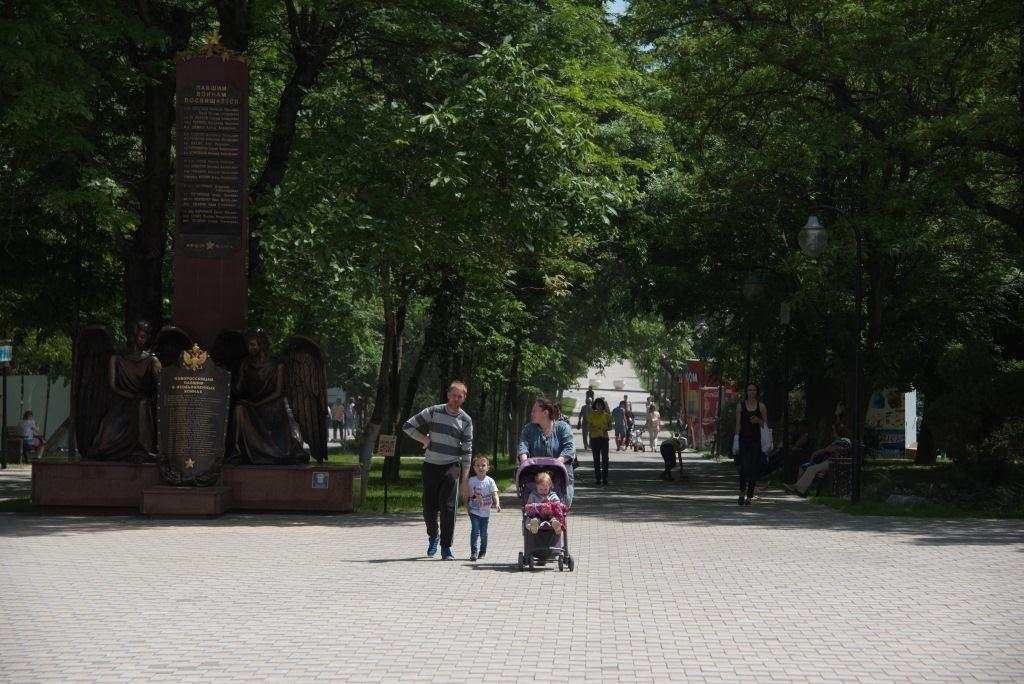 Какова судьба парков Новороссийска?