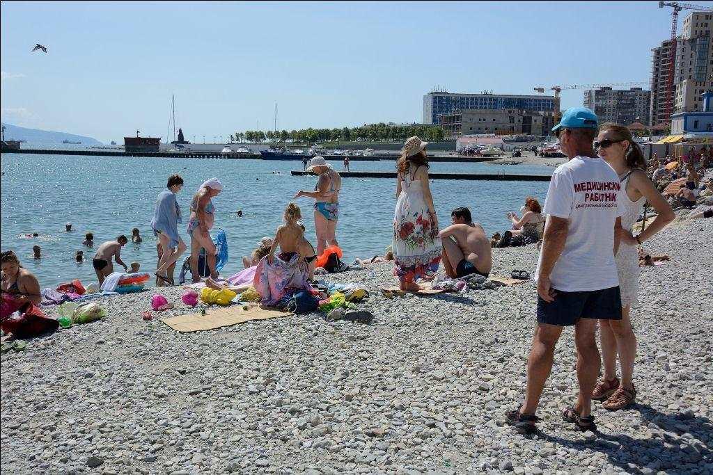 В Новороссийске пляжи станут безопаснее