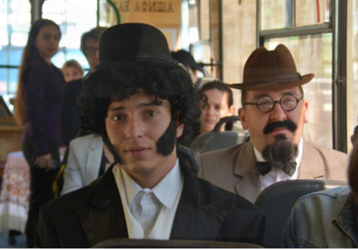 В Новороссийске стать ближе к Пушкину можно в «Культурном троллейбусе»