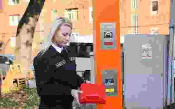В Новороссийске появятся пункты экстренной связи с полицией