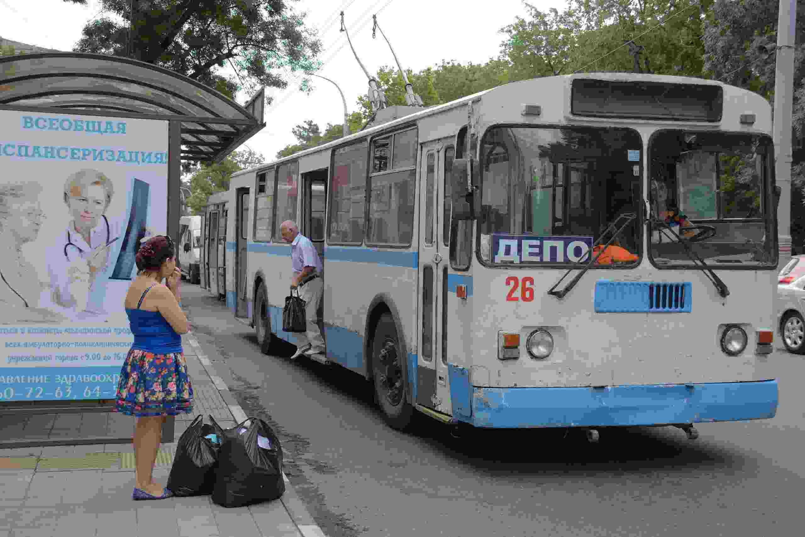 ВНовороссийске школьники истуденты будут ездить бесплатно