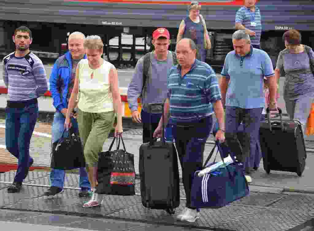Каждый день в Новороссийск приезжает 4 тысячи человек